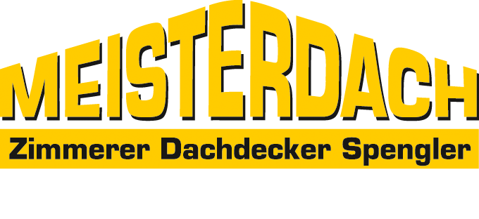 Logo Dachdeckerei Meisterdach H. Eschelmüller GmbH Zimmerei Dachdeckerei Spenglerei das komplette Dach aus einer Hand